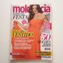 Revista Molde & Cia Especial Festa Elaine Mickely N°30 Bb255