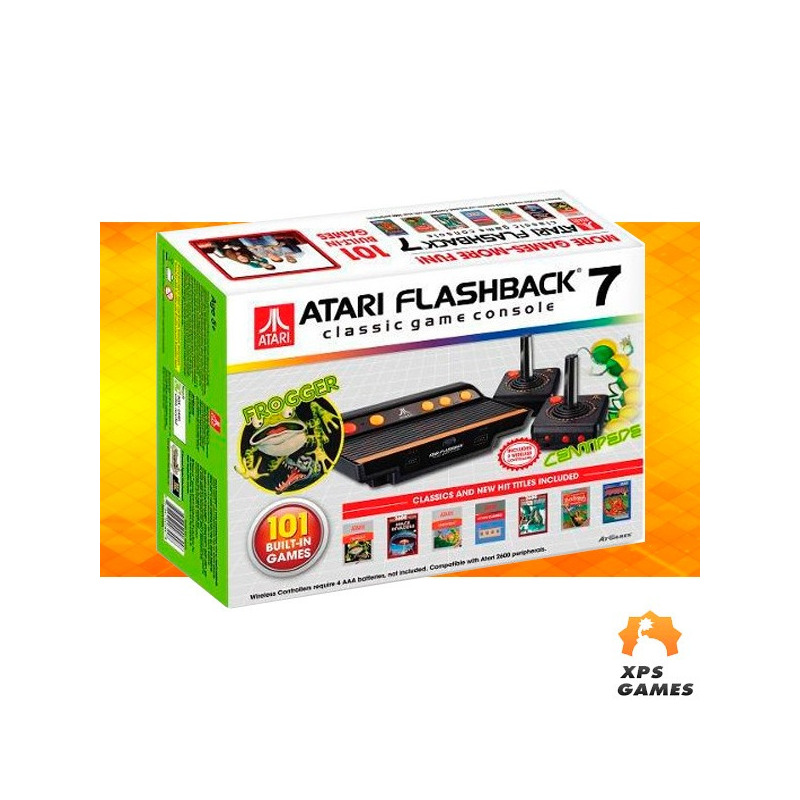 Console Retro Atari Flashback 7