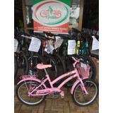 """Bicicleta Usada 20"""" Rosa"""
