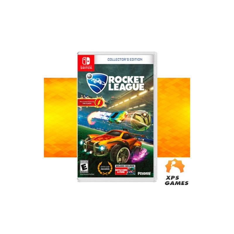 Jogo Rocket League - Switch