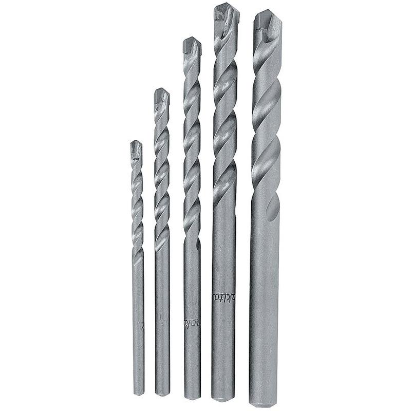 "Kit Furadeira de Impacto 1/2"" (13mm) 710W HP1630 + Kit de Brocas CT Concreto 5 Peças D-03894 - Makita - 220 Volts"