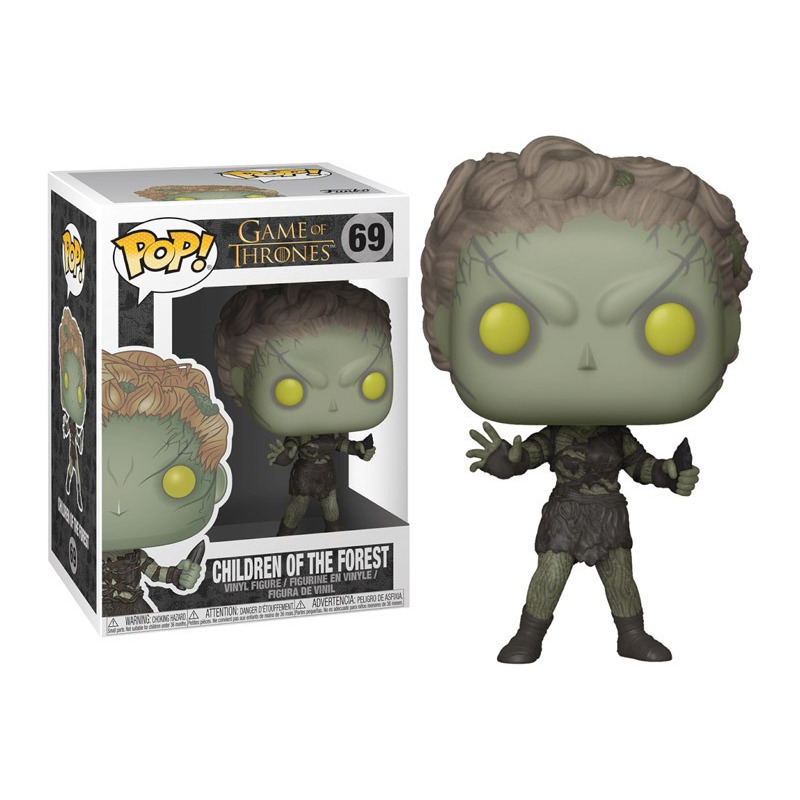 Children of The Forest Pop Funko #69 - Game of Thrones S09