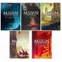 Kit Game Of Thrones 5 Livros Em Português