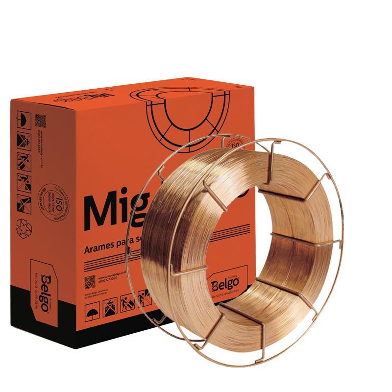 ARAME MIG 1,2 70S-6 BELGO  EMB 18KG