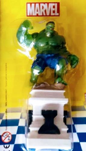1 Miniaturas Xadrez Hulk Original