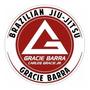Adesivo Brazilian Jiu jitsu Gracie Barra