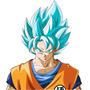 Desenho De Goku