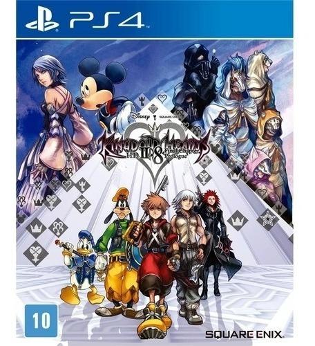 Jogo Disney Square Enix Kingdom Hearts Hd 2.8 Final -  Ps4 Original