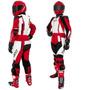 Macacão Feminino Texx Diana (2 Peças) Vermelho