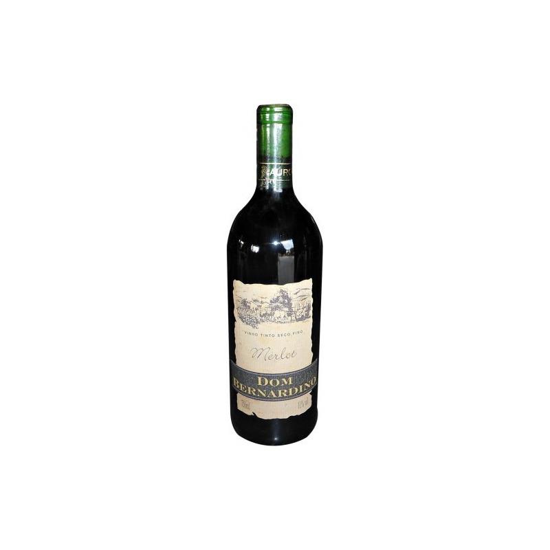 Vinho Fino Merlot 720ml - Dom Bernardino