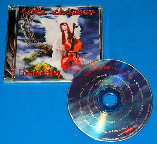 Coal Chamber - Chamber Music - Cd - 1999 Original
