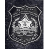 Patch / Distintivo  Sistema Socioeducativo - Bordado - SESP