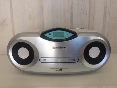 Micro System - Rádio/cd/mp3 Gradiente
