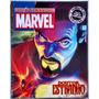 R5387 Revista Da Coleção De Miniatura Marvel Doutor Estranho