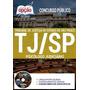 Apostila Tj sp 2017 Psicólogo Judiciário [cd Grátis]