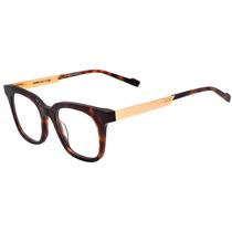 0evoke Volt 05 - Óculos De Grau G22 Turtle Shine Temple Gold e7d28ac4d9