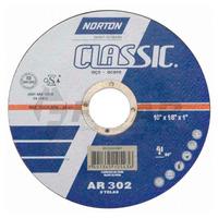 "Disco de Corte Classic AR302 Norton 10"" x 1/8"" x 1"""