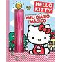 Meu Diário Mágico Hello Kitty/ Ciranda Cu Entrega Garantida