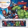 Livro Marvel Procure E Monte Avengers Com Lanterna Magica