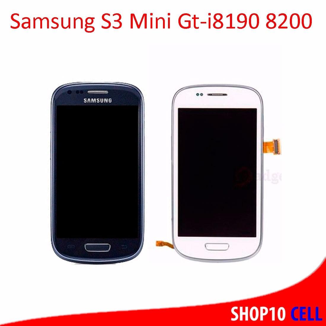 Display Lcd Touch Samsung S3 Mini Gt-i8190 Gt-i8200l