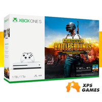 Console Xbox One S 1TB - Battlegrouns - Microsoft