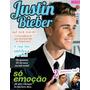 Revista Pôster Justin Bieber 2 Posters Sem Camisa E Patience
