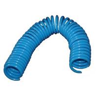 Mangueira Espiral para ferramentas Pneumáticas 7,5 Metros 8mm - 1/4 em PU - 1510201 - Airfix