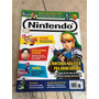 Revista Nintendo 183 Zelda Mario Kart 8 Super Smash Bros