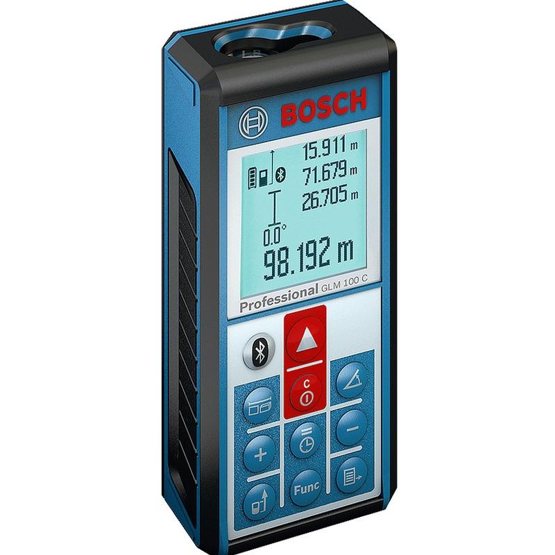 Medidor de Distância 100m - GLM 100C - Bosch