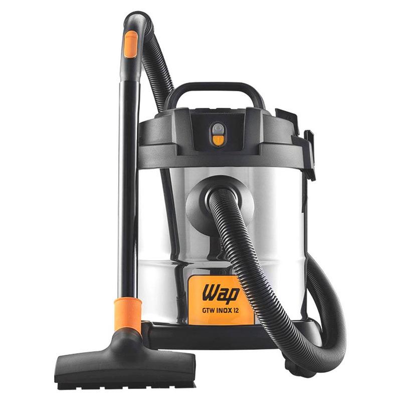 Aspirador de Pó e Água  Gtw Inox 12 Wap 110V - FW005041