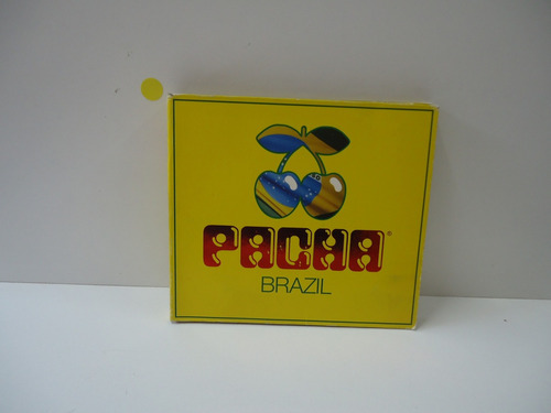 Cd Pacha Brazil - Duplo - By Trekus Vintage Original