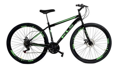 Bicicleta Aro 29 Kls Câmbios Importados Freio À Disco Original