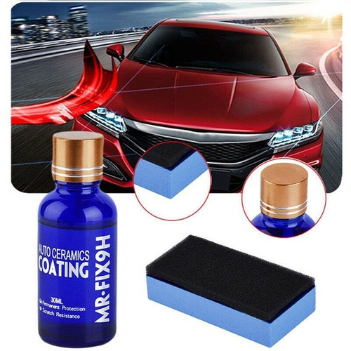 Vitrificador 9h Automotivo H9 Mr Fix Ceramic Car Coating  Original