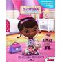 Livro Doutora Brinquedo Com Cenário E 12 Miniaturas
