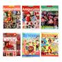Kit 6 Revistas Amigurumis Bichinhos Crochê