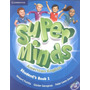 Super Minds American English 1 Sb With Dvd rom 1st Ed
