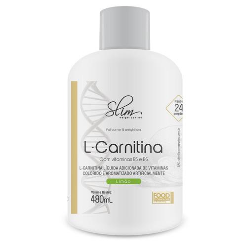 Emagrecedor L-carnitina 1000 480ml - Slim Weight Control