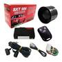 Alarme 2 Controles Multifunções Sistec Sxt 986 Com Funções Como: Panico , Função Para Fechamento Travas Auto Lock