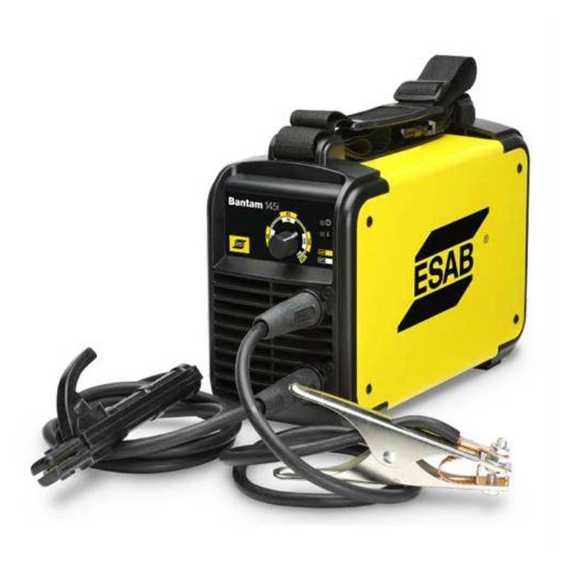 Maquina inversora de solda BANTAN 145i 50/60 Hz Bivolt 730451 - Esab