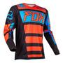 Camisa Fox 180 Falcon Infantil Motocross