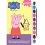 Peppa Pig Livro Para Pintar