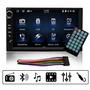 Mp5 Player Automotivo Sd Usb Bt Espelhamento Android