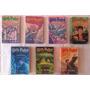 Coleção Completa Harry Potter Usado 7 Livros