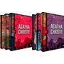 Box 1 E 2 Coleção Agatha Christie (6 Livros)