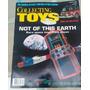 Revista Collecting Toys Godzilla Bombeiro Corgi Hasbro Gijoe