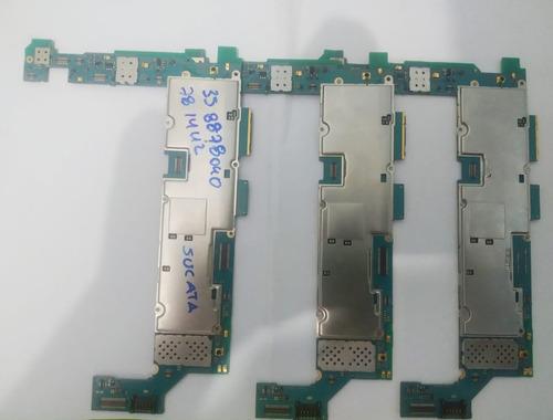Placa Samsung Tablet Gt- P6200  Defeito Original
