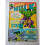 O Incrível Hulk Nº 46 Ed Rio Gráfica Rge 1982