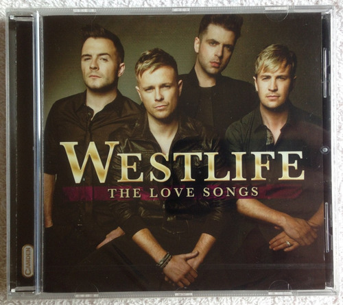 Cd Importado Westlife The Love Songs (2014) Lacrado Raridade Original