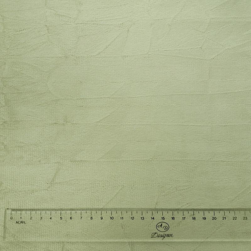 Tecido suede amassado fendi Larg. 1,40 m