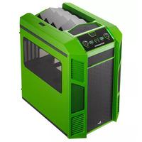 GABINETE GAME ATX SEM FONTE XPREDATOR CUBE GB AEROCOOL U3H VERDE - EN55132